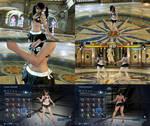 Tekken 7 Eliza Ruffled Bikini Skirt