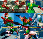 Non Jacked Cammy Story with Black Hair