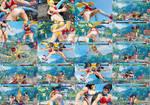 R. Mika Cheerleader Uncensored Underwear by bbbSFXT