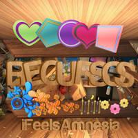 ++Wood Recursos. by iFeelsAmnesia