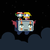 Cave Story animated wallpaper for WallPaper Engine by maxlefou