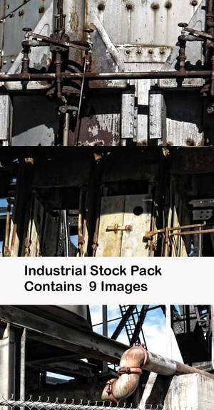 Industrial Stock Pack