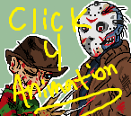 Freddy v.s. Jason -Page Doll- by irishimo