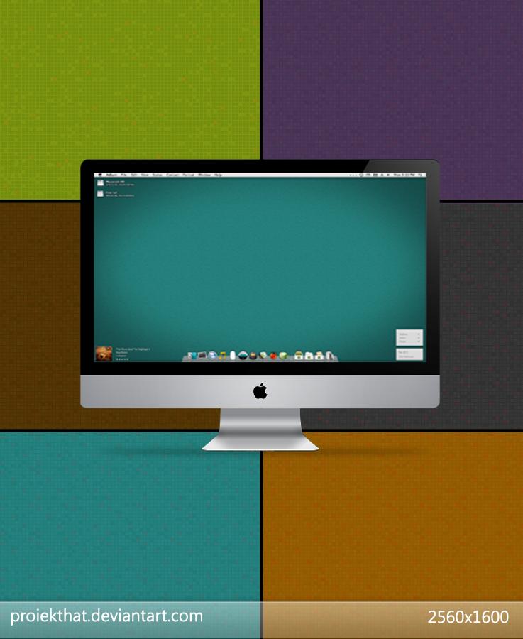 Wallpaper - Mosaico by ProiektHat