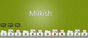stack icons - Milkish