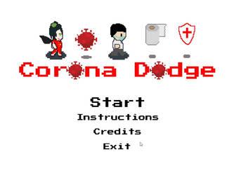 Corona Dodge - Dodger Game
