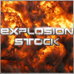 Explosion Stock - Set 3