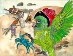 The Treasure Hunters by mmpratt99