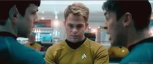 The Big Three - Star Trek gif.
