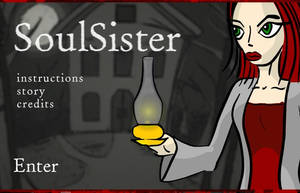 Soul Sister - Adventure Game by dawnland