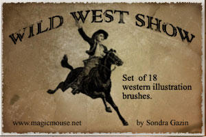 Wild West Show by slgazin