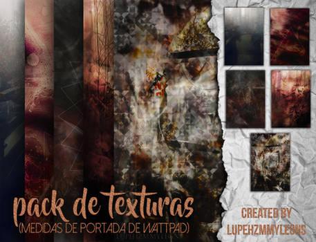 Pack 5 Texturas con medidas de Wattpad by Lupehzmmylegns
