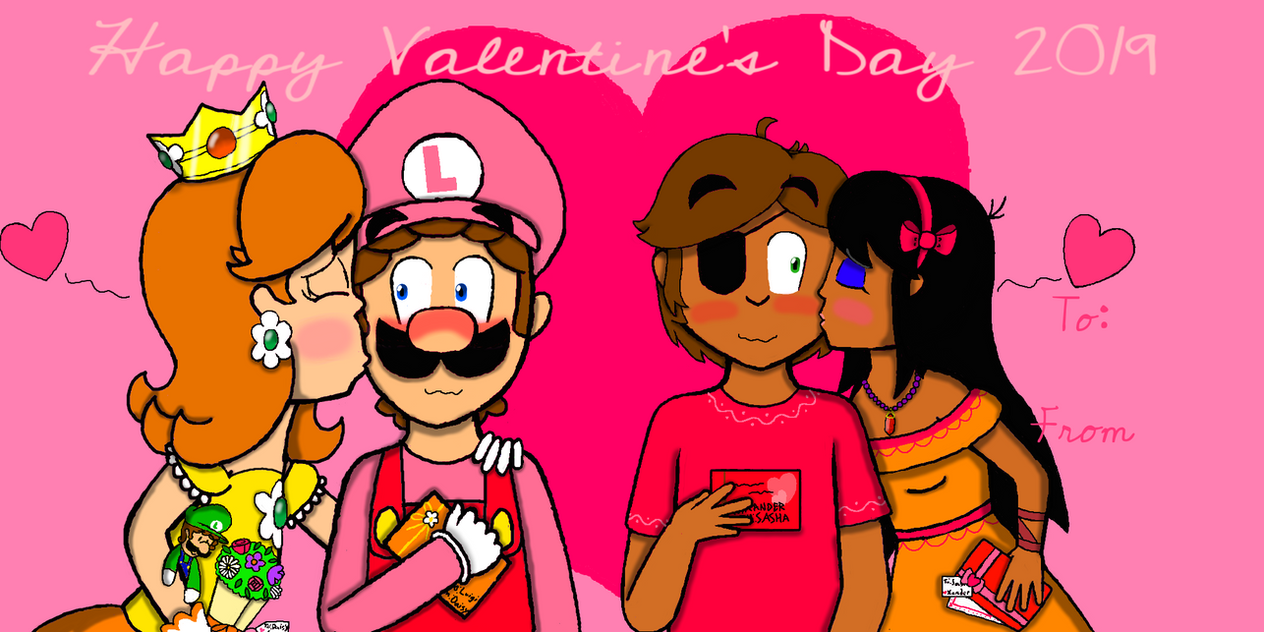 Double Valentine by SuperToni14