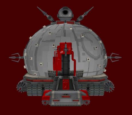Model DL: Technodrome