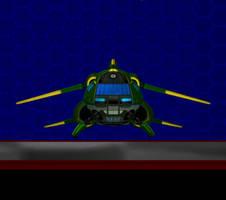 Model DL: RnC Starship Phoenix II