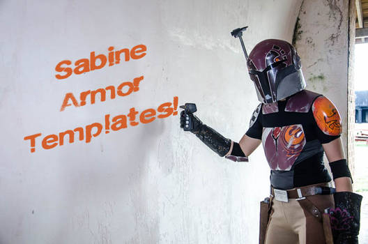 Downloadable - Sabine armor templates
