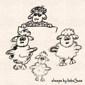 sheep Brushes