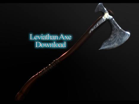 MMD - Leviathan Axe Download