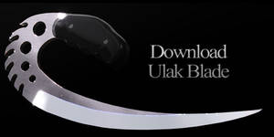 MMD - Ulak Blade Download by Mr-Mecha-Man