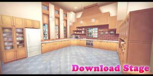 MMD Stage - Kitchen