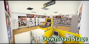 MMD Stage - Gameshop