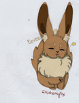 Eevee Animation by AlchemyFox