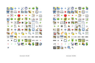 Got_It: icon revisions 130-239 by klepas