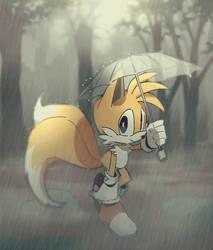 Rain by Hanybe