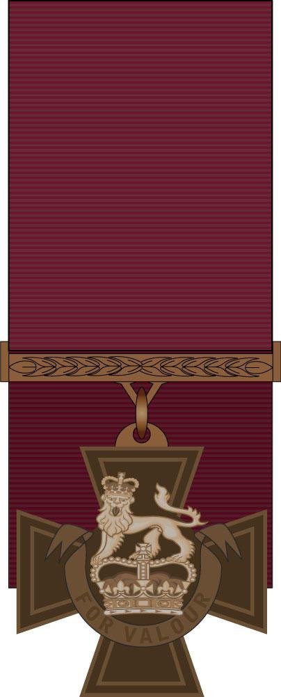 Victoria Cross by ChevronTango