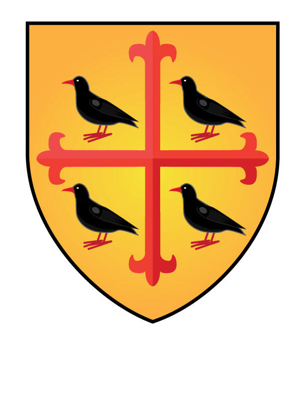 St Edmund Hall Oxford Coat Of Arms by ChevronTango