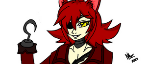 Foxy the Pirate! [Anime Version]