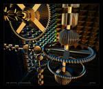 The Potter's Machinery by J-a-v-i-e-r