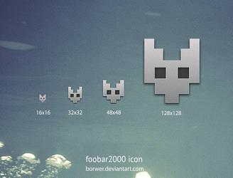 foobar2000 icon by borwer