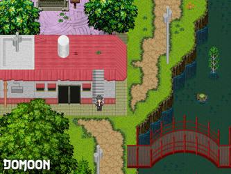 Shinobi Art - Byakugan Hinata Screen by ZewiSkaaz