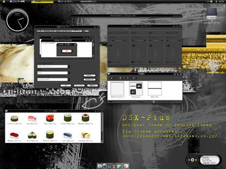 DSX-Plus v3.1.1 Visual Styles