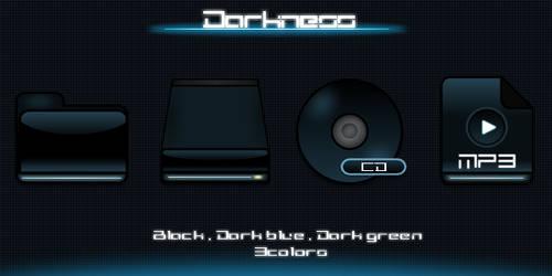Darkness icon