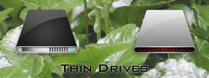 Thin Drives icon