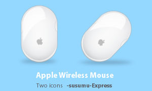 Apple Wireless Mouse icon