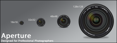 Aperture icon for windows by susumu-Express