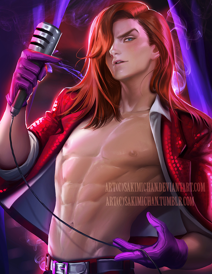 Male! Jessica Rabbit x Detective! Reader Ch  1 by kunoichi101 on