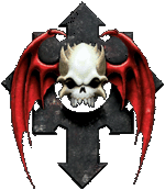 Warhammer 40k Night Lord icon by Hedge-ki-sama