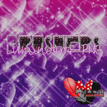 Brushers Luminosos PNG by Phoeniix92
