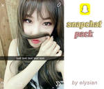Snapchat Template By Elysian
