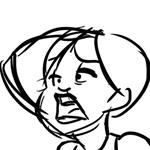 sneeze animation by papawaff