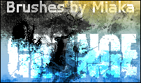 Brush Set: Grunge - PS by miaka-stock