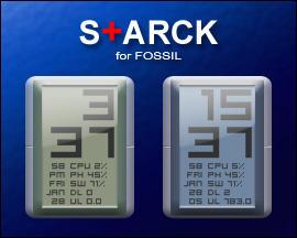 S+ARCK Rainmeter by Nylons