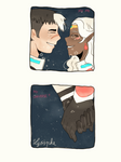 Voltron Universe Crying Stars