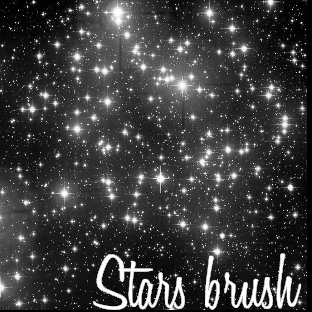 Stars Brush. by SileyLive on DeviantArt
