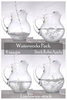 Waterworks Pack by lindowyn-stock