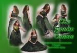 Green Dress Pack 1